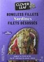 Clover Leaf Sardine Boneless Fish Fillet Recall [Canada]
