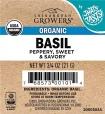 Shenandoah Growers Organic Basil Recall [US]