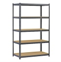 Edsal Muscle Rack Steel Shelving Unit Recall [US]