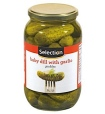 Selection Baby Dill Garlic Pickle Recall [Canada]