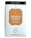 14155 - ACCC - ALDI Diplomat Lemon and Ginger Herbal Tea Infusion Recall [Australia]