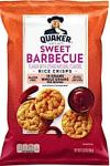 Quaker Sweet Barbecue Rice Crisps Recall [US]