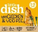 Little Dish British Chicken & Veg Pie Recall [UK]