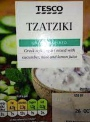 Tesco Tzatziki Dip Recall [UK]