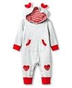 Target Cat & Jack Baby Heart Ears Romper Recall [US]