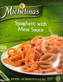Michelina's Spaghetti with Meat Sauce Recall [US]