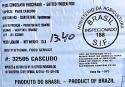 EB Express Provisions Siluriformes Fish Warning [US]