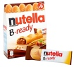 Morrison Nutella Ferrero B-ready Snacks Recall [UK]