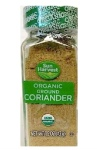 Olde Thompson and Sun Harvest Organic Ground Coriander Recall [US]