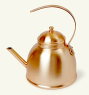 Gramr Brushed Gold Tea Kettle Recall [US & Canada]