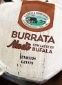 La Bella Contadina branded Burrata Nadi Con Latte Di Bufala Cheese Recall [Canada]