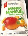 Compliments, President's Choice Frozen Mango Recall [Canada]