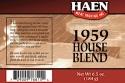 Haen Meats 1959 House Blend Seasoning Recall [US]