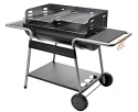 Naterial branded Icarus Charcoal Barbecues