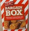 The Original SFC Chicken Bargain Box Recall [UK]