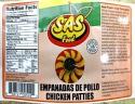 SAS Food Chicken & Beef Empanada Patty Recall [US]
