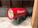 Bauer Forced Air Propane Portable Heaters